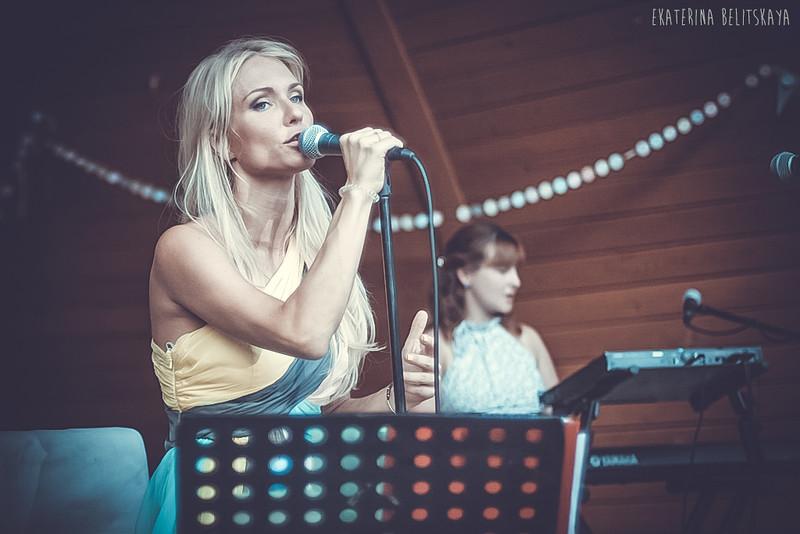 Концерт Кати Гордон