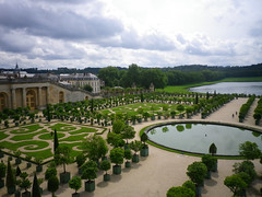 Versailles orchard