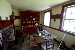 Cossitt House Dining Room