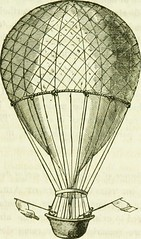 "Image from page 114 of ""Annals of some remarkable aërial and alpine voyages, including those of the author : to which are added, observations on the partial deafness to which aerial and mountain travellers are liable, and an essay on the flight and migra"