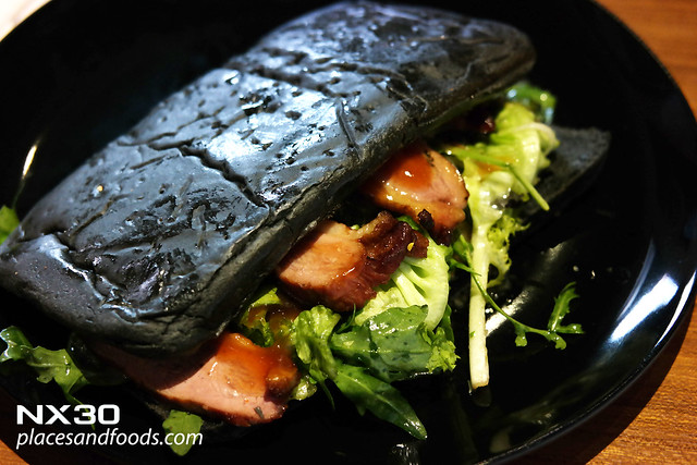 cosans coffee blackcurrant smoke duck sandwich