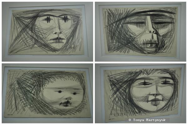 8 - Maria Keil - выставка в Каштелу Бранку
