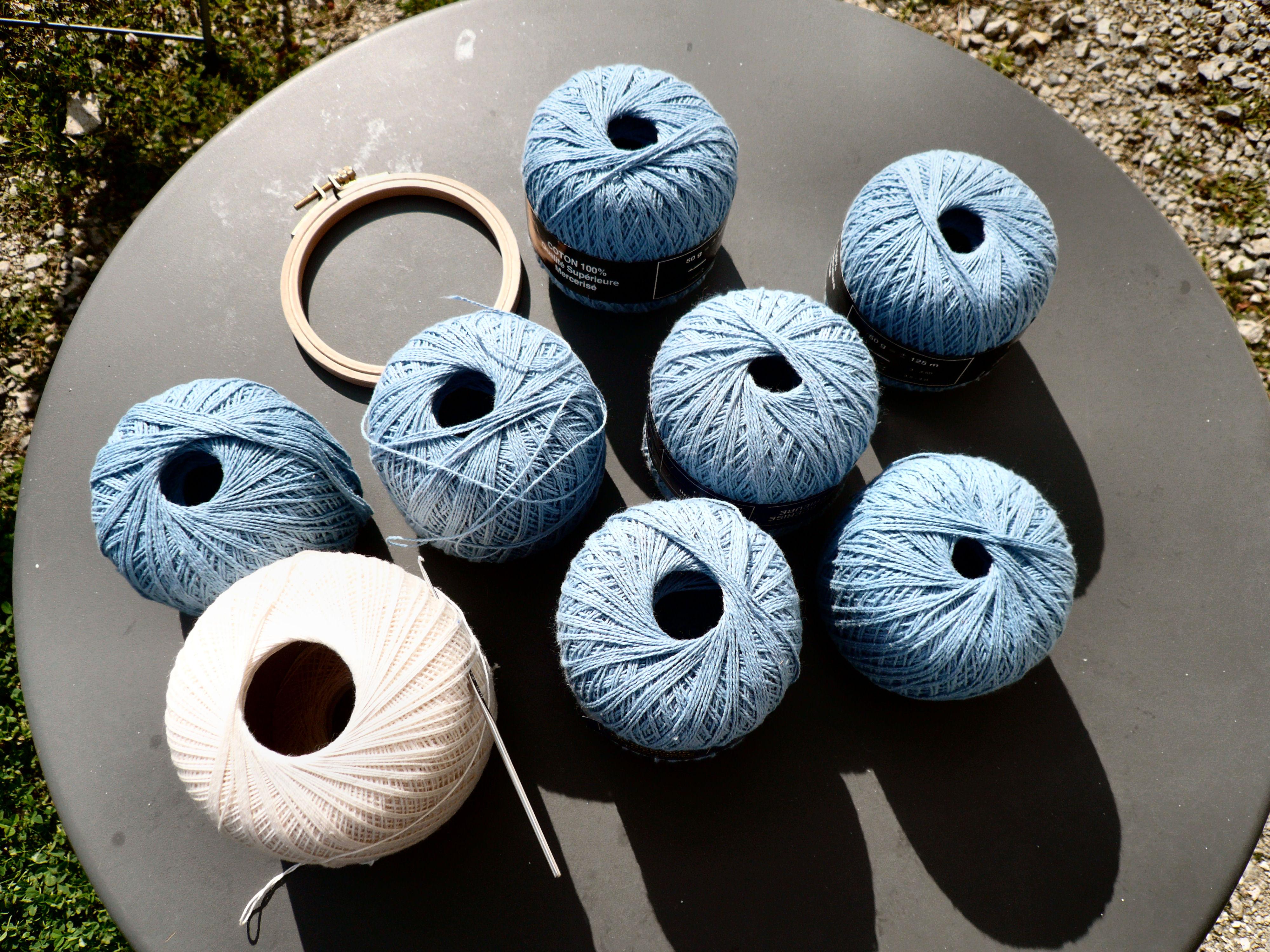 crochet haul