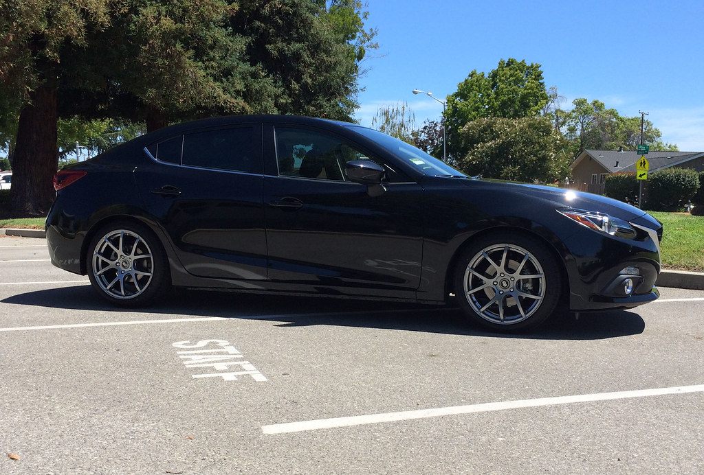 Lowering Kit And Rims For 2014 Mazda3 Page 6