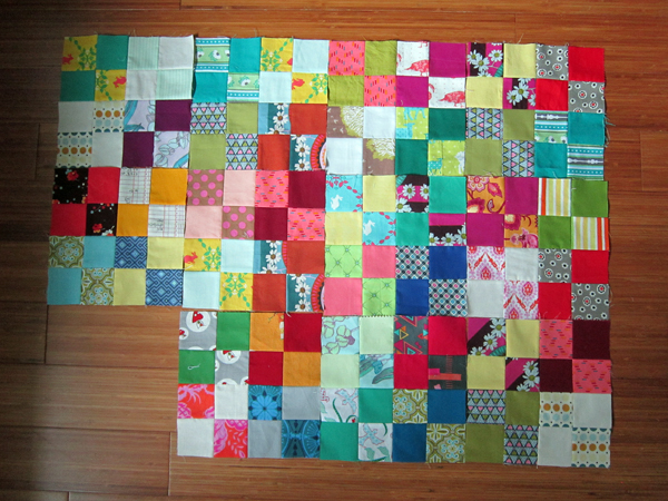 the Purge quilt