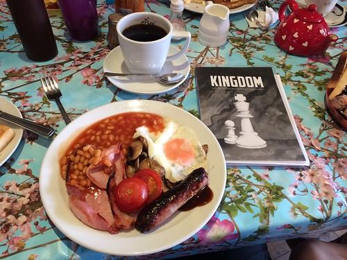 Pre-Continuum Breakfast