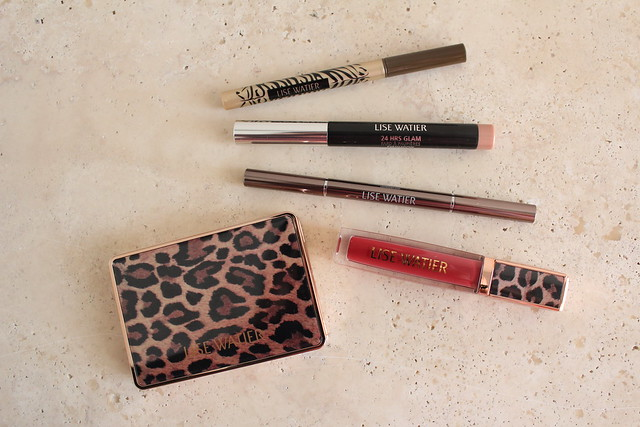 Lise Watier feline fall 2014 swatches and review