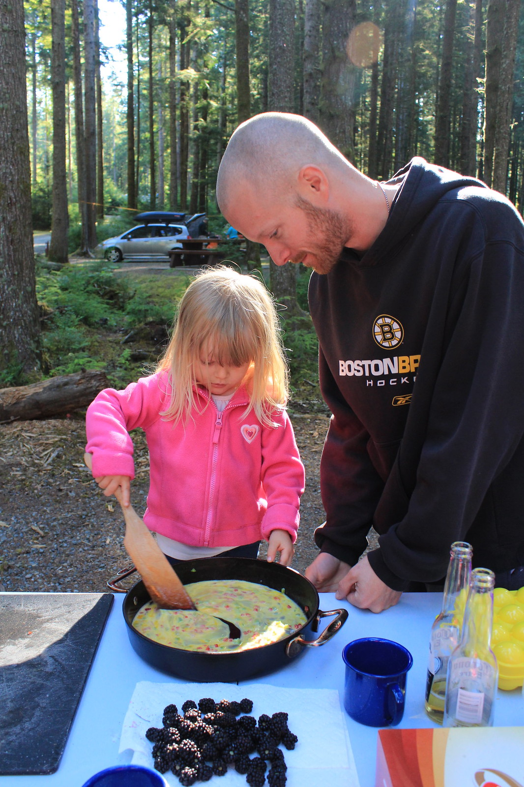 Camping August 2014