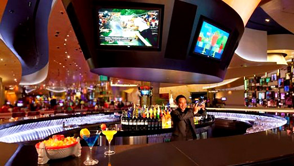 Hard Rock Hotel Flame Bar