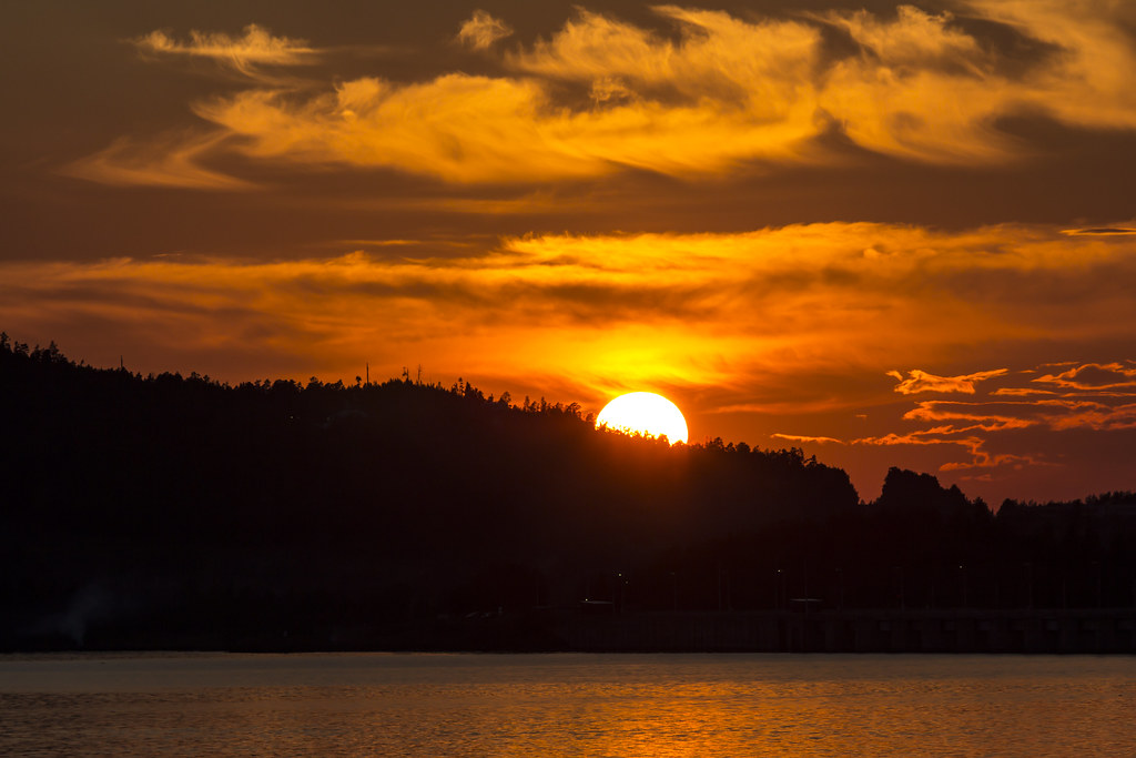 One more beautiful sunset