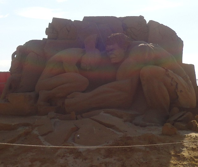 Sculpures sur sable Disney - News Touquet p.1 ! 14770311608_83dcfefd2a_z