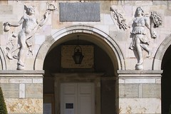 Hôtel de ville Hermès et Cérès