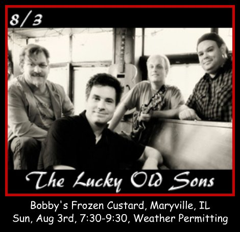 Lucky Old Sons 8-3-14