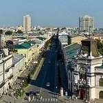 экскурсия по Кремлевской Казань