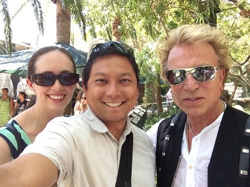 Siegfried Selfie