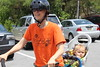 Bethany Beach - Vicky Take Dyson on First Bike Ride (Close)