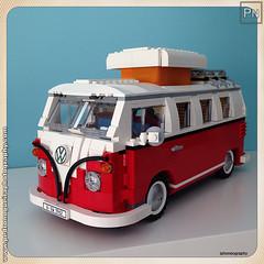 LEGO® Volkswagen T1 Campervan