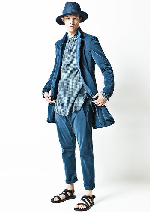 SS15 Tokyo KAZUYUKI KUMAGAI025_Adrian Bosch(Fashion Press)