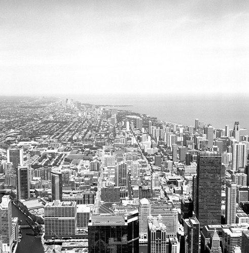 "Image titled ""#2, From the Sears Tower, Chicago."""