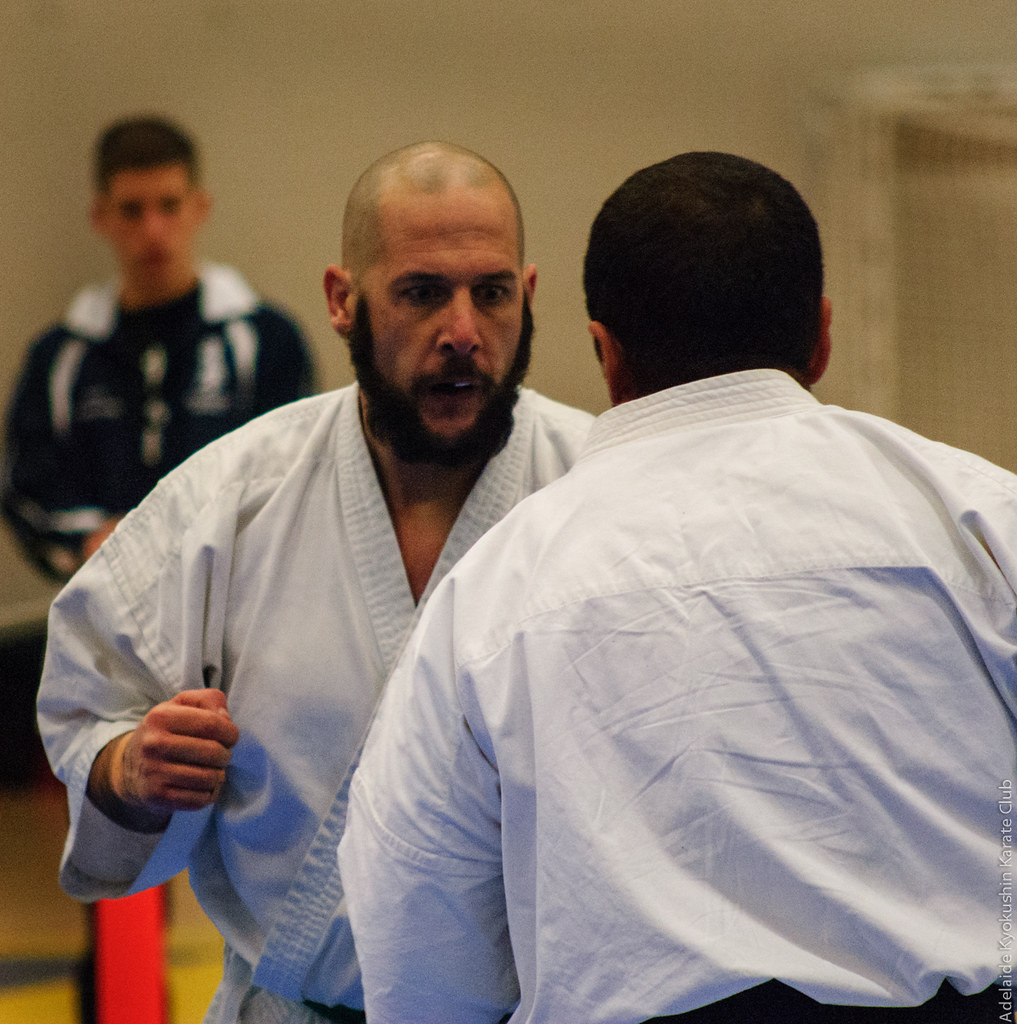 Australian Kyokushin Tournament 2014-8