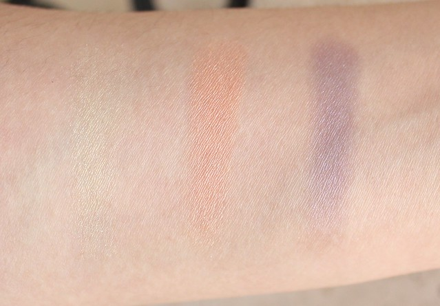 almay shadow softies review and swatch