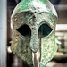 Small photo of Ancient greek helmet