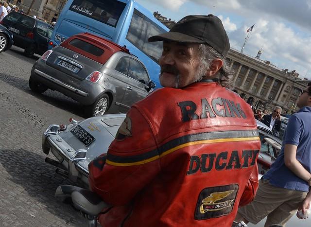 Quelques photos de la Grande Traversée de Paris 03 Août 2014 14840448593_e22754ac3d_z