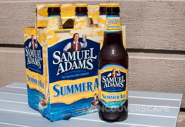 Samuel Adams Summer Ale Pairing-1