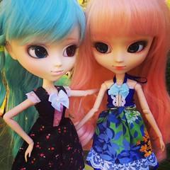 Pullip Dolls in Jessie Ishihara