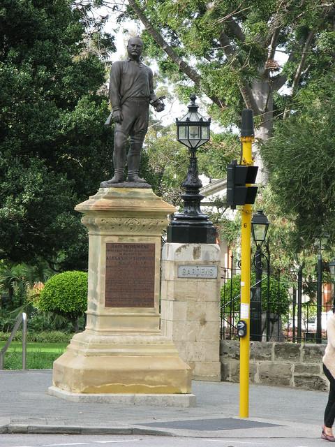 Header of Alexander Forrest