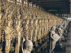 1001 Statues of Buddhist Diety