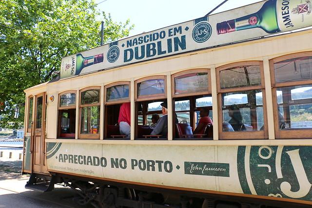 Eléctrico do Porto