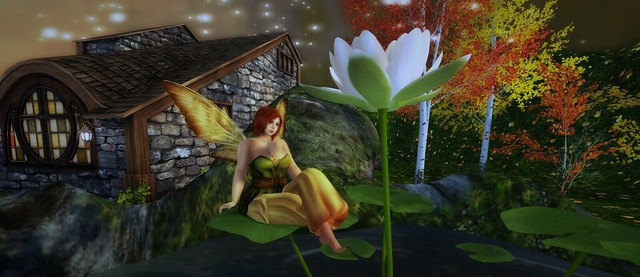 Autumn Harvest Fairy