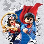 DC Comics LEGO Superman-Wonder Woman #13
