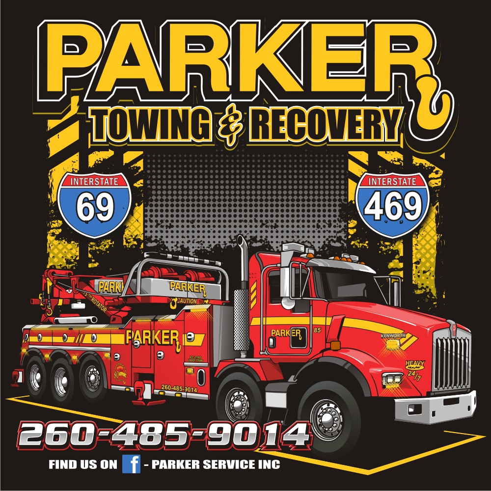 We Design Custom Towing Shirts Excel Sportswear