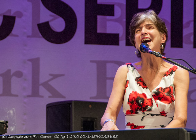 Marcia Ball - 2014 Lowell Summer Music Series