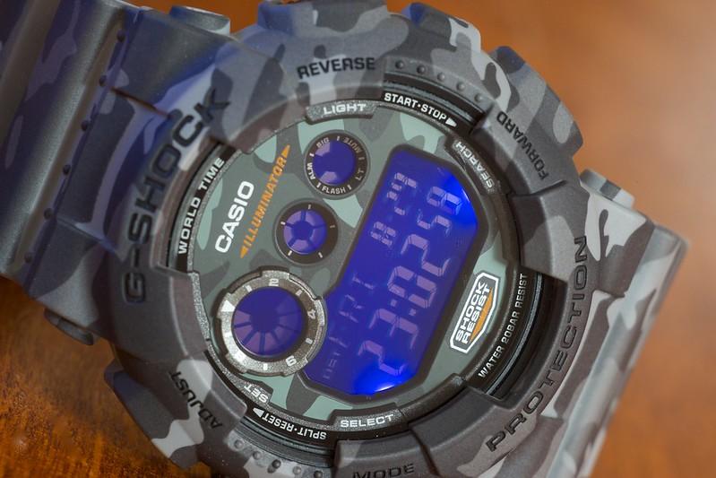 La G-Shock camouflage en immersion 14890288088_cffc3567f6_c