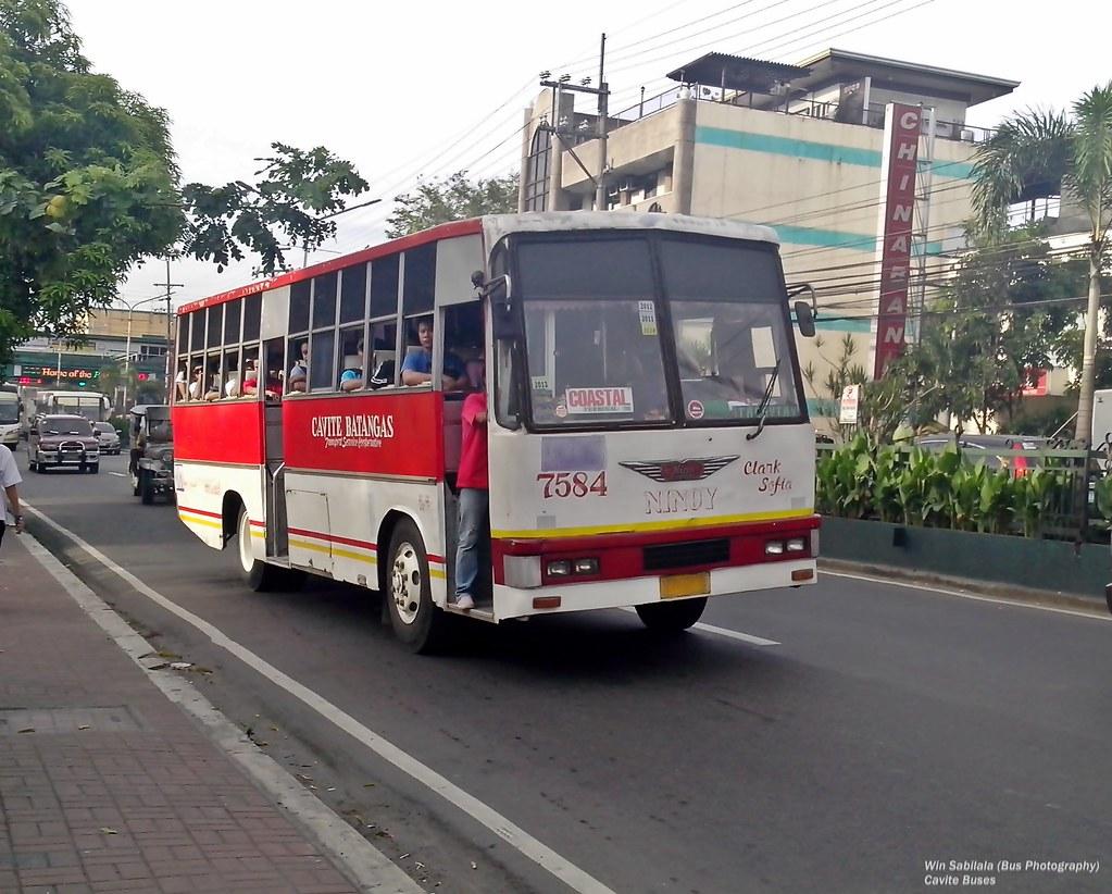 Die Hard 90's Hino (Cavite Batangas Transport Service Cooperative 7584)
