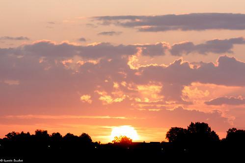 sky france sunrise îledefrance ciel aurore leverdesoleil épiaislèslouvres