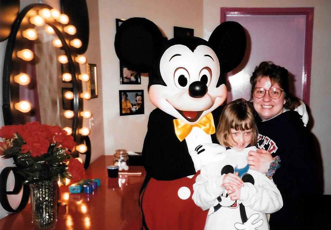MickeyMouse@Disneyworld