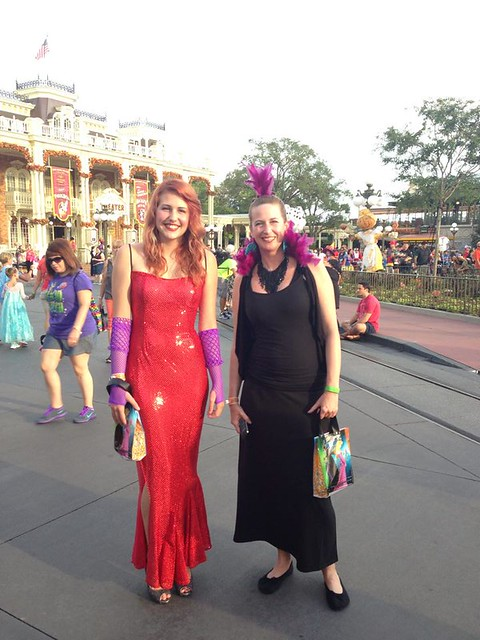 New highlights from Mickey's Not-So-Scary Halloween Party 2014 as