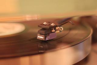 Vinyl Spinning