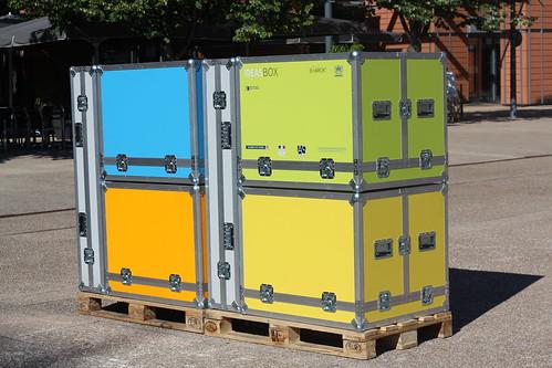 Ideas Box - Bibliothèques sans Frontières