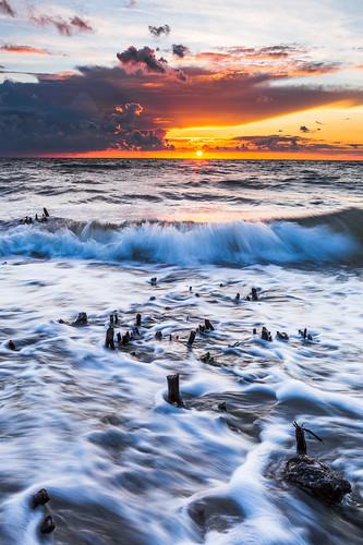 ocean sea summer beach tom strand germany landscape deutschland born meer europa europe sommer landschaft mv darss brd mecklenburgvorpommern engelhardt meckpom ef247028lusm tomengelhardt leegnd18h