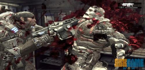 Mod Horde Gears of War