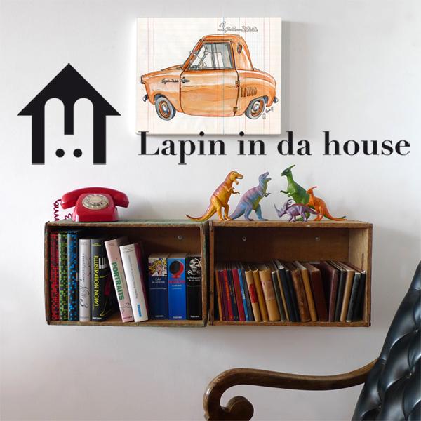 lapin in da house