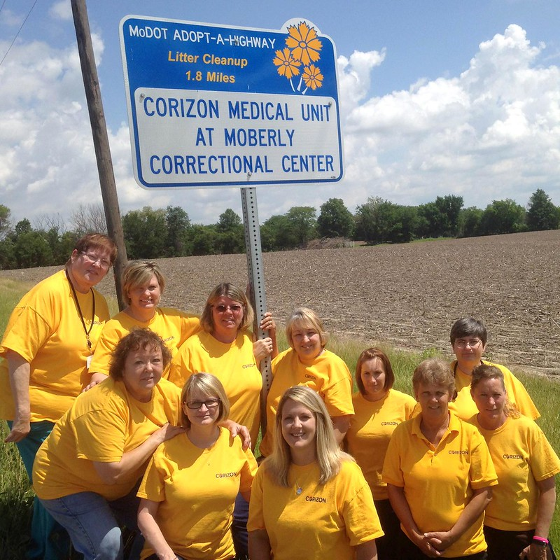 Moberly Correctional Center staff keeps Missouri a little cleaner