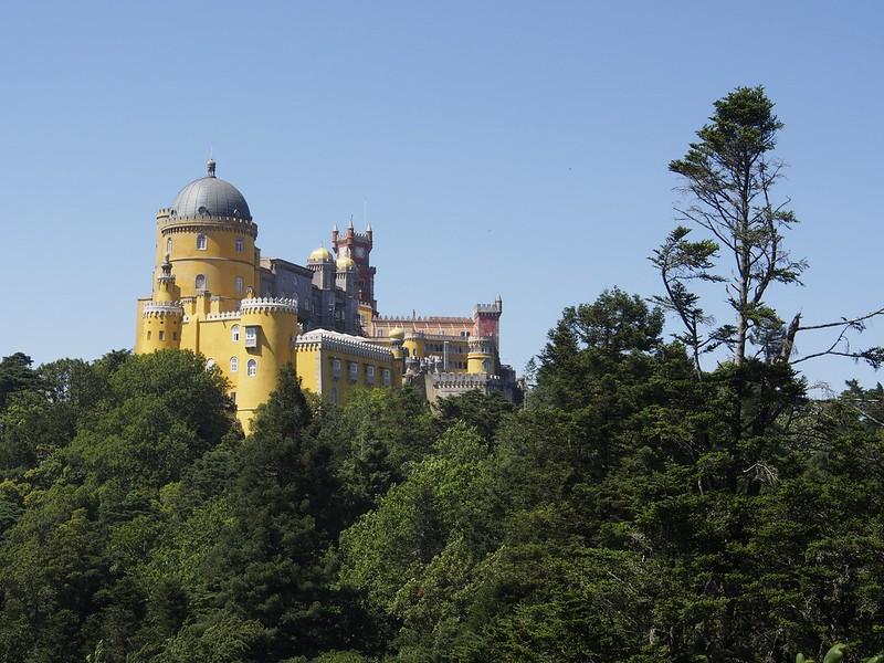 Pena Palace Sintra, Portugal