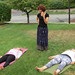How To See Auras: Larisa Shows Michel and Sonja How to See the Prana That Surrounds Us