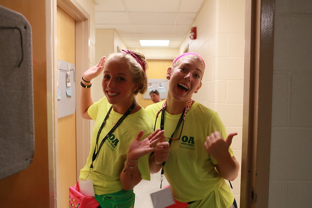 Move-in Day 2014